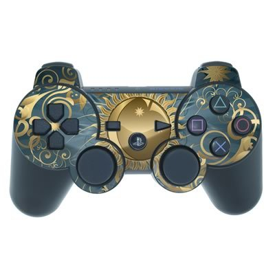 Mygift Nadir Design Ps3 Playstation 3 Controller Protector Skin Decal Sticker