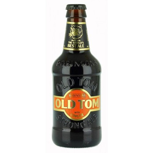 Old Tom Ginger Strong Traditional Ale (8 x 330ml)