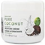 Inecto Pure Coconut Nourishing Moisture Cream 250 Ml [Health and Beauty]
