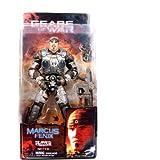 Gears of War NECA Series 3 Action Figure Marcus Fenix (GoW2 Version) ~ NECA