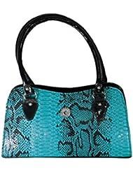Dezino Green Hand Bag For Girls Women's