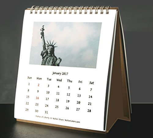 2017 Calendar New York City (East Central Oils compare prices)