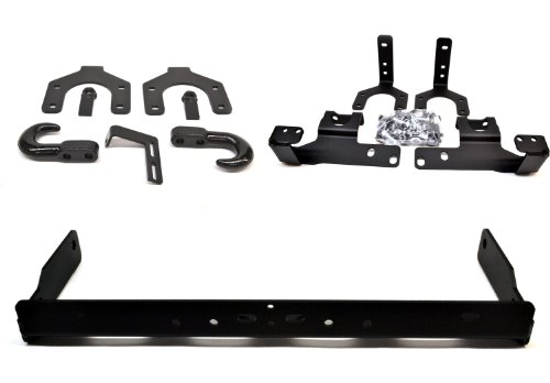 Warn 88140 Winch Mounting Plate For Jeep Wrangler Jk