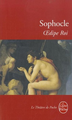 Oedipe Roi (Ldp Theatre) (French Edition)