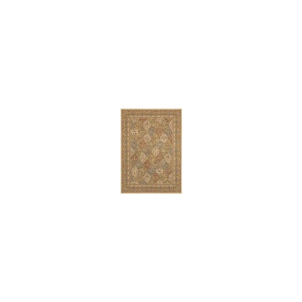 Shaw Arabesque Stratford Light Multi 01110 Traditional 96