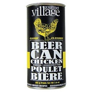 Gourmet Village Beer Can Chicken Seasoning Mix-Canister (Classic) (Beer Can Chicken Seasoning compare prices)