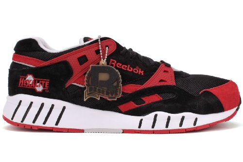 pretty nice 452a7 33921 Sole Trainer Mens in Black Stadium Red Tin Grey Steel White ...