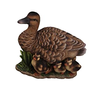 Vivid Arts Duck Family Plaque from Vivid Arts Ltd