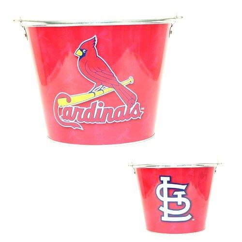 St. Louis Cardinals Metal Beer Bucket