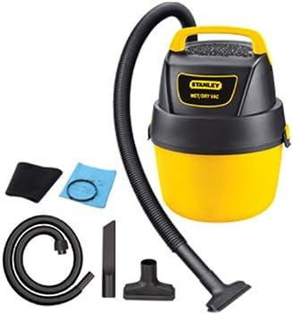 Stanley 1-Gal. 1.5 Peak Wet Dry Vacuum Cleaner