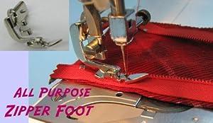 All Purpose Zipper Foot by Generic