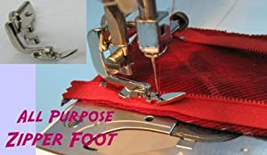 All Purpose Zipper Foot