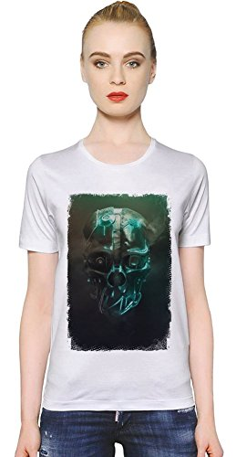 Dishonored Mask T-shirt donna XX-Large