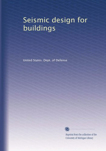 Seismic Design for Buildings