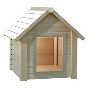 Eco Dog Kennel Insulated