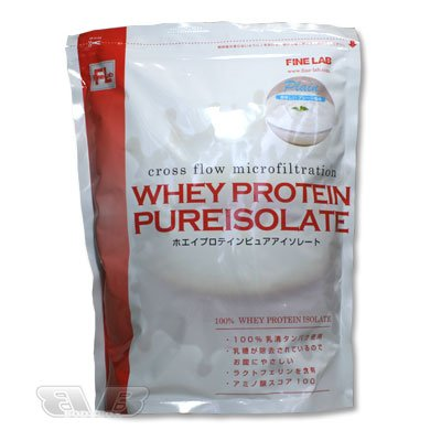 ファインラボ ホエイプロテイン ピュアアイソレート ミックスフルーツ風味 2kg: ファインラボ