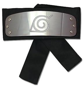 Amazon.com: Naruto Shippuden Leaf Village Headband: Toys & Games