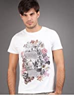 Pepe Jeans London Camiseta Manga Corta (Blanco)