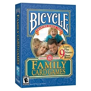 Bicycle Family Card Games - 1