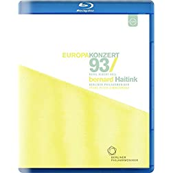Europakonzert - 1993 from London [Blu-ray]