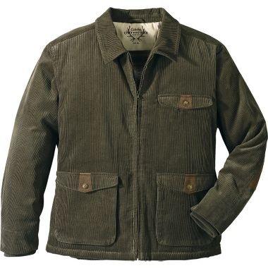 Men's Cabela's Outfitter Series Manitoba Corduroy Jacket