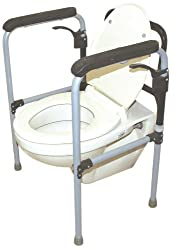 Vissco Toilet Safety Rails - Universal
