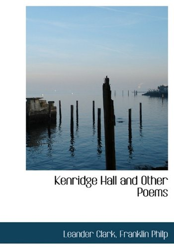Kenridge Hall and Other Poems
