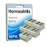 5 Sets of Compatible Ink Cartridges for Epson Printers (NON-OEM) Stylus Photo RX620 - HornseaInks 30pk