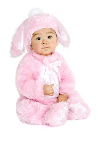 All New Cute Plush Little Pink Bunny Costume (Newborn, Infant, Toddler or Children)