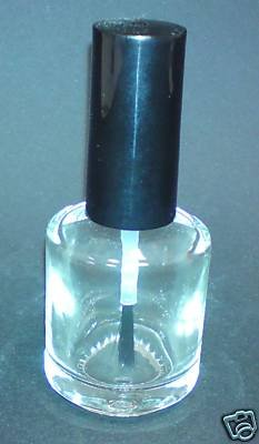 Magic Items 10 x 15ml Nagellack Flaschen mit Pinsel und Deckel