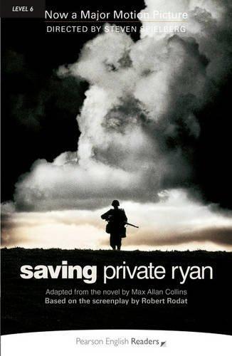 Penguin Readers 6: Saving Private Ryan Book & MP3 Pack (Penguin Readers (Graded Readers))