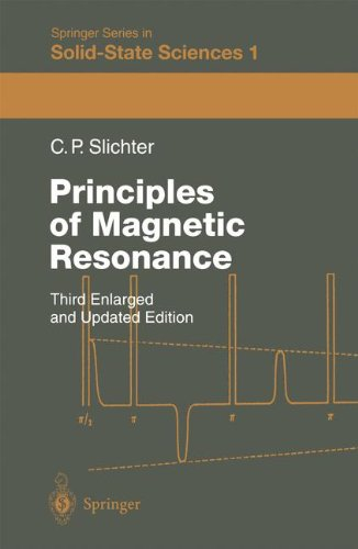 Principles Of Magnetic Resonance (Springer Series In Solid-State Sciences)