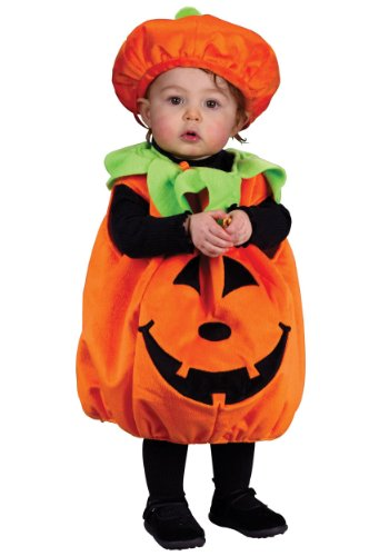 Pumpkin Cutie Pie Costume Size Infant 12-24 Month - 9649