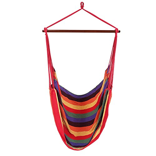 Songmics Large Swing Hammock Chair Hanging Seat For Balcony Patio Garden Ugdc185 Great Garden Place