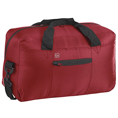 design-go-reisezubehor-faltbare-reisetasche-travel-bag-50-cm-rot