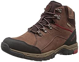 Ariat Men\'s Skyline Mid GTX Outdoor Boot, Dark Chocolate, 13 D US