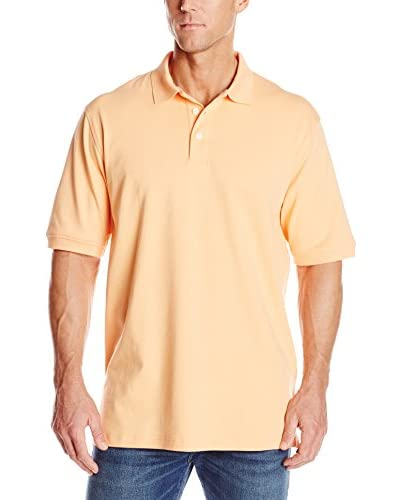 Arrow Men's Big-Tall Short Sleeve Cool Solid Polo