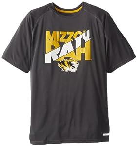 NCAA Florida Gators Training Crew Neck Short Sleeve T-Shirt, Charcoal, Medium