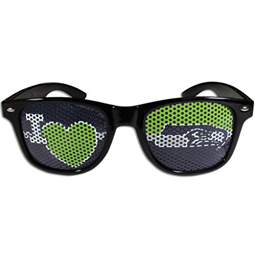 Seattle Seahawks Official NFL I Heart Game Day Shades by Siskiyou 463266 FHGD155B