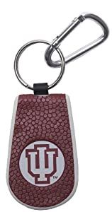 Buy Indiana Hoosiers Team Color Basketball Keychain by GameWear