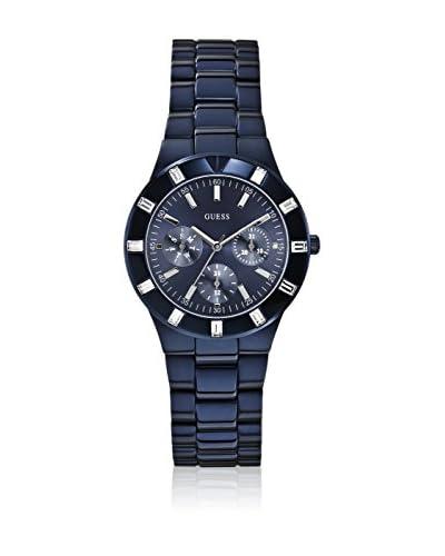 Guess Reloj de cuarzo Woman Azul 35 mm