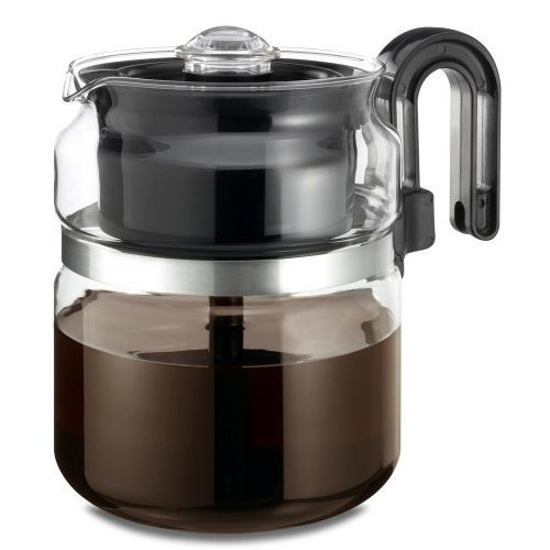Glass Percolator Coffee
