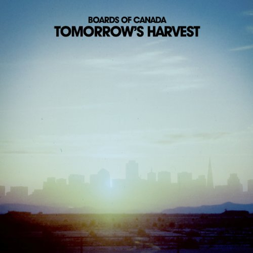 Tomorrow's Harvest by Boards of Canada
