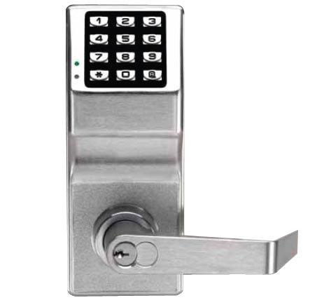 Alarm Lock Dl6100 Trilogy Networx Wireless Networking Lock (Standard Cylinder)