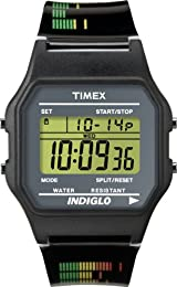 Timex Unisex 80 Classic Digital Watch T2N374