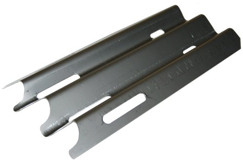 Music City Metals 90081 Stainless Steel Heat Plate Replacement For Select Jenn-Air And Vermont Castings Gas Grill Models
