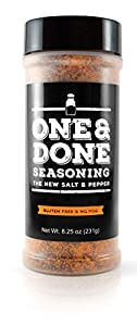 One & Done All-Purpose Food Seasoning, 8.25 Ounces