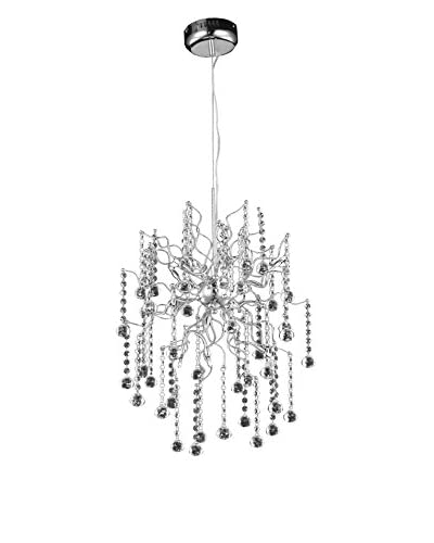 Crystal Lighting Astro Collection 18 Hanging Fixture, Chrome