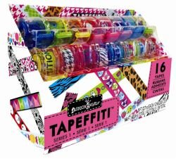 Fashion Angels Tapeffiti 16pc Caddy - 1