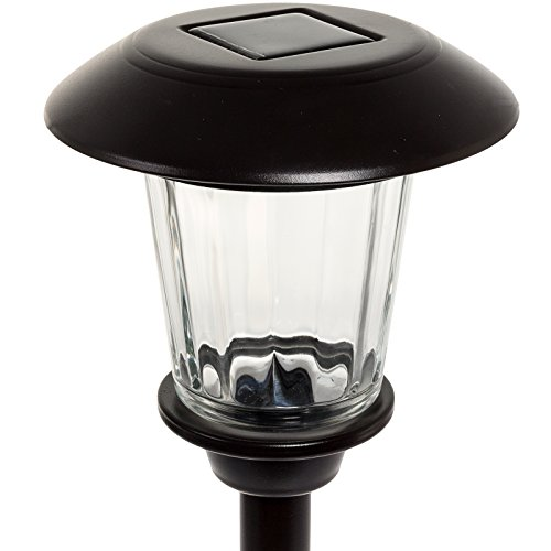 Solar Lights Extra Bright: Energizer Stainless Steel Ultra Bright LED Solar Path
